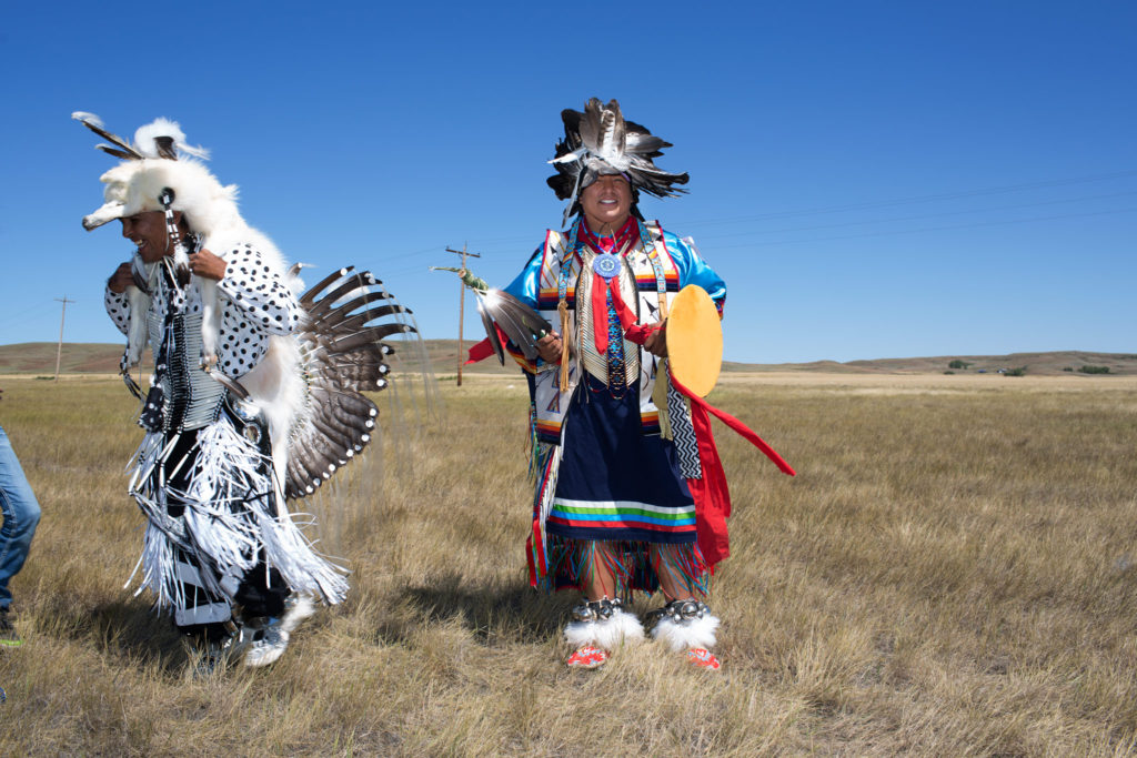 Pow wow, Fort Peck Tribe, Montana